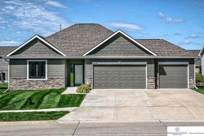 Gretna Single Family Home New: 11418 S 173 Street