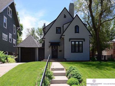Omaha Single Family Home New: 5119 Chicago Street