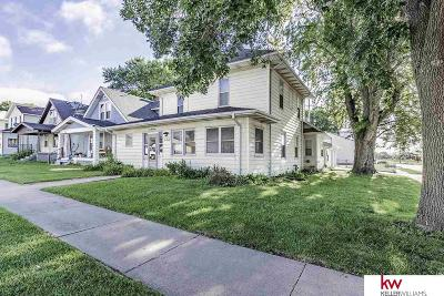 Missouri Valley Single Family Home For Sale: 122 S 7th Street