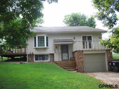 Plattsmouth Single Family Home For Sale: 14524 Elder Circle