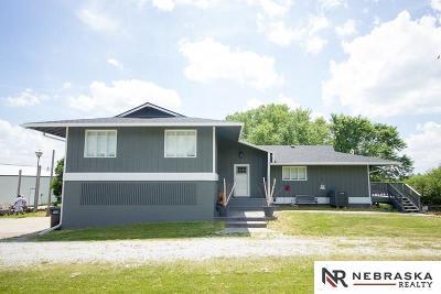 Lincoln Single Family Home For Sale: 5805 Saltillo Road