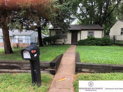 Bellevue Single Family Home For Sale: 3810 Edna Street
