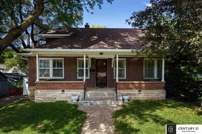 Omaha NE Single Family Home New: $165,000