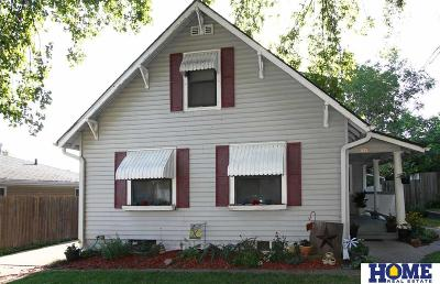 Lincoln Single Family Home New: 1628 N 31st Street