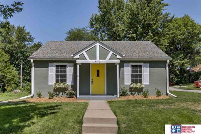 Lincoln Single Family Home New: 4250 Yes Street