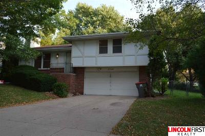 Lincoln Single Family Home New: 3708 Briarwood Avenue