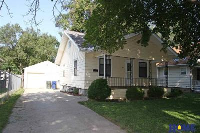 Lincoln Single Family Home New: 849 S 34th Street
