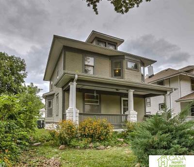 Lincoln Single Family Home New: 1514 Garfield Street