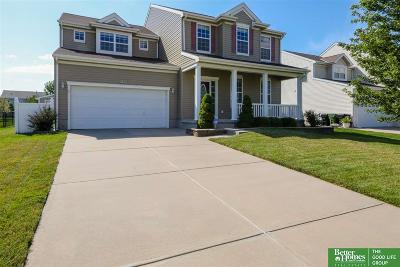 Papillion Single Family Home New: 2410 Ridgeview Drive