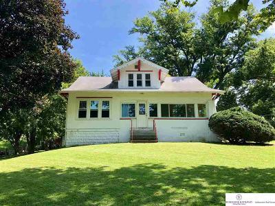 Single Family Home New: 7601 Mormon Bridge Road