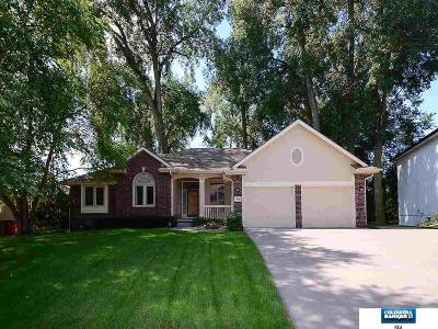 Papillion Single Family Home New: 910 Shady Tree Lane
