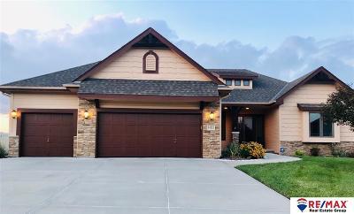 Papillion Single Family Home New: 12351 S 74th Street