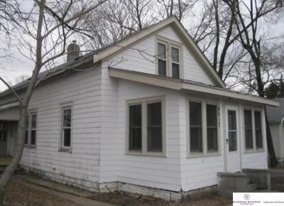 Omaha Single Family Home New: 4617 L Street
