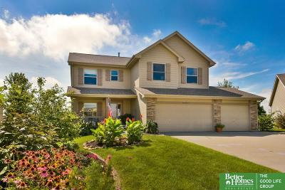 Gretna Single Family Home New: 21331 Blackstone Circle