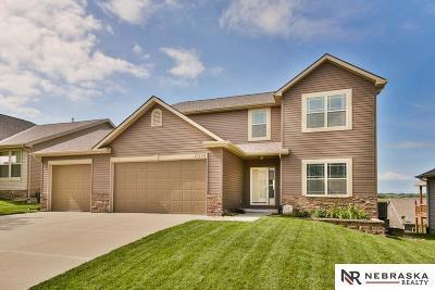 Gretna Single Family Home New: 17209 Christensen Road