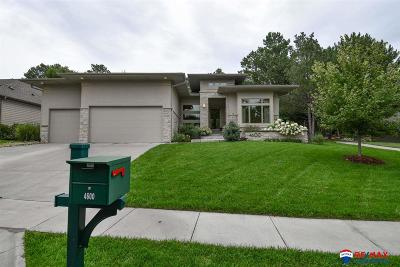 Single Family Home New: 4600 S 80th Street