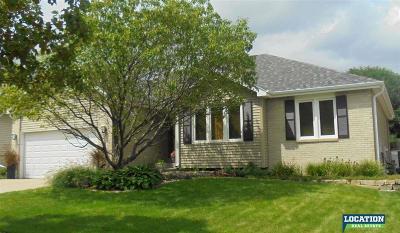 Single Family Home New: 326 W Jennifer Drive