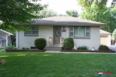 Lincoln Single Family Home New: 7219 Starr Street