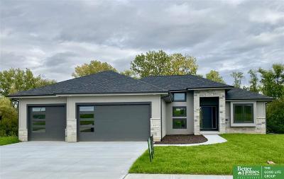 Bennington Single Family Home For Sale: 8117 N 167 Street