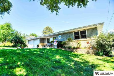 Bennington Single Family Home For Sale: 12103 N 156th Street
