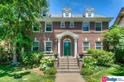 Omaha Single Family Home For Sale: 5122 Webster Street