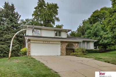 Omaha Single Family Home For Sale: 2732 N 124 Circle