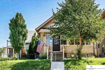 Omaha Single Family Home For Sale: 2503 S 11 Street