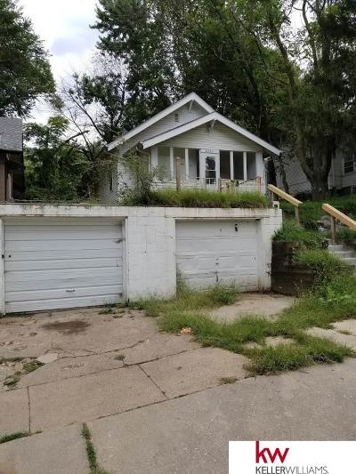 Omaha Single Family Home For Sale: 6323 N 34 Street
