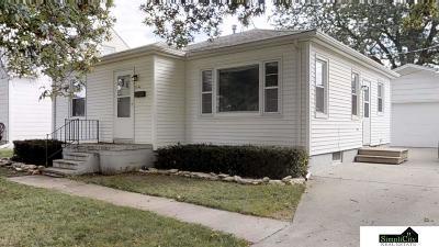Fremont Single Family Home For Sale: 1340 N Monroe Street