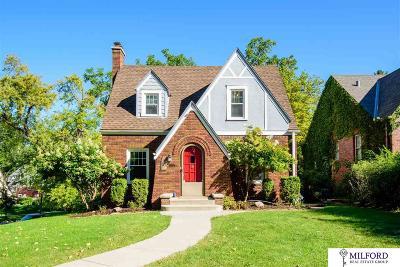 Omaha Single Family Home For Sale: 5132 Charles Street