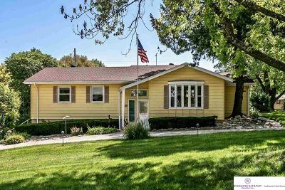 Omaha Single Family Home New: 12420 Woolworth Avenue