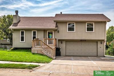 Omaha Single Family Home New: 15373 U Street