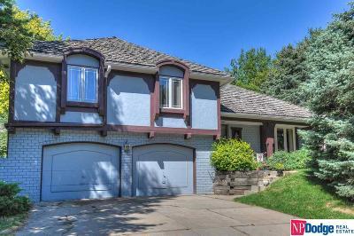 Omaha Single Family Home New: 7608 Fairway B Drive