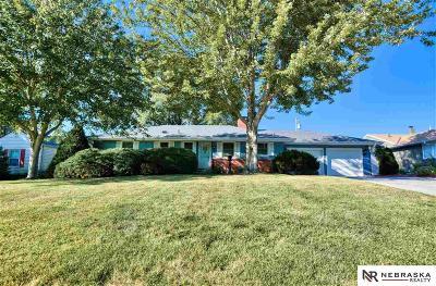 Omaha Single Family Home New: 6440 Glenwood Road