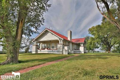 Cass County Single Family Home New: 11509 A Street