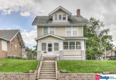 Omaha Single Family Home New: 4187 Wakeley Street