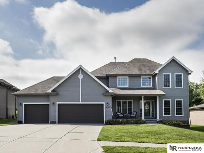 Omaha Single Family Home New: 18327 Drexel Street