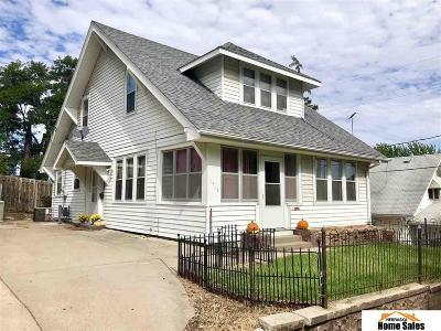 Omaha NE Single Family Home New: $149,000