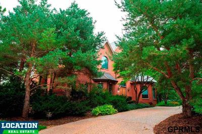 Lincoln Single Family Home For Sale: 2525 Ridge Road