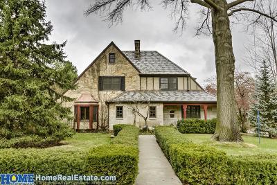 Lincoln Single Family Home For Sale: 3190 Sheridan Boulevard