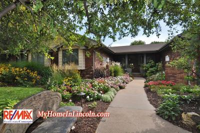 Lincoln Single Family Home For Sale: 8900 South 56 Street