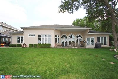 Lincoln Single Family Home For Sale: 730 Lakeshore Drive