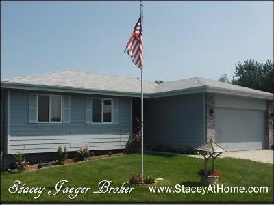 Eagle Single Family Home For Sale: 1102 Olivia Drive