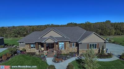 Lincoln Single Family Home For Sale: 2910 West Covered Bridge Drive