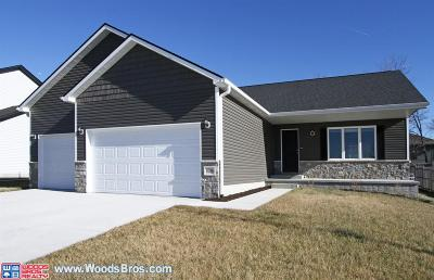 Hickman Single Family Home For Sale: 1006 Birchwood Drive