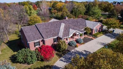 Lincoln Single Family Home For Sale: 6400 Winding Ridge Circle