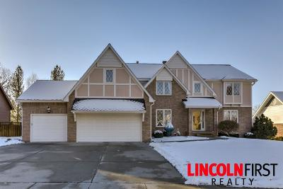 Lincoln Single Family Home For Sale: 8131 Dorset Drive