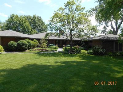 Lincoln Single Family Home For Sale: 3320 Durado Court
