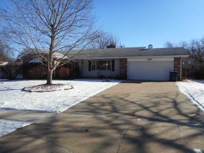 Lincoln Single Family Home For Sale: 430 Redwood Drive