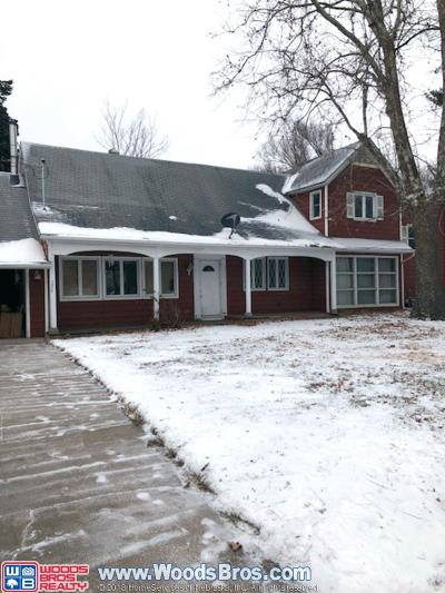 Lincoln Single Family Home For Sale: 3930 High